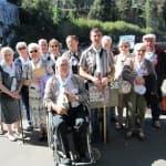 Pèlerinage Lourdes Cancer Espérance 2014