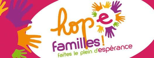 Logo HopeFamilles