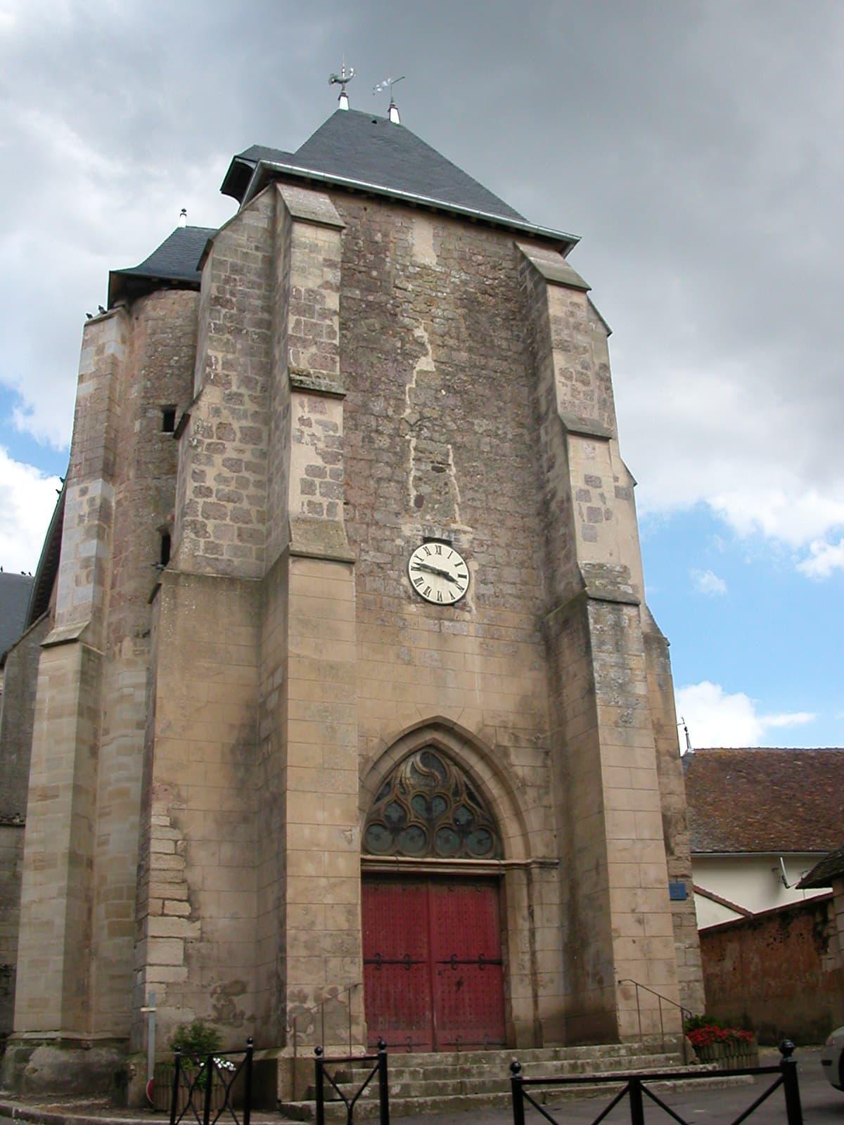 photo de Eglise Saint Amand (Eglise à Saint Amand)
