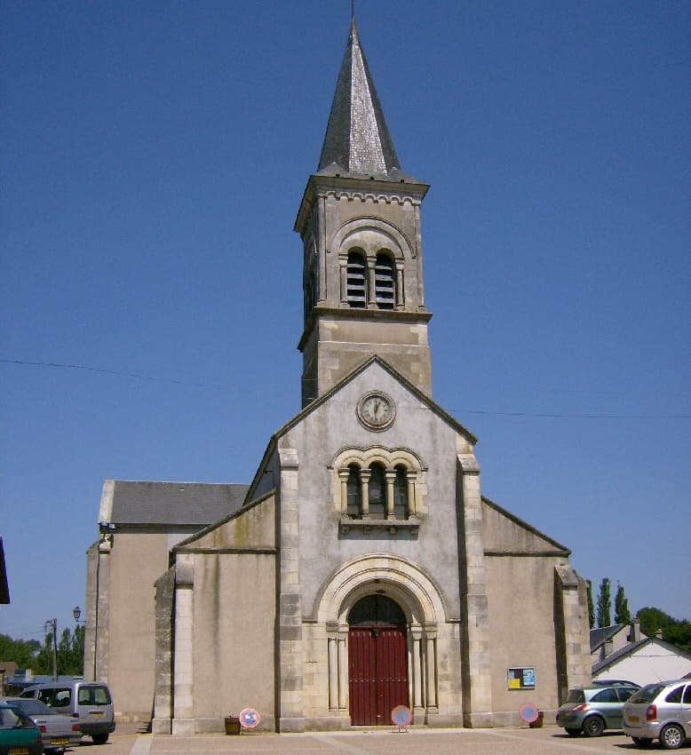 photo de Eglise Saint Jean-Baptiste (Eglise Saint Jean-Baptiste)