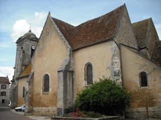 photo de Eglise Saint Sulpice (Eglise d'Entrains)