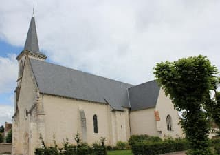 photo de Eglise Saint Laurent (Eglise de Neuvy)