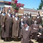 Voeux de nos soeurs du Carmel de Nevers