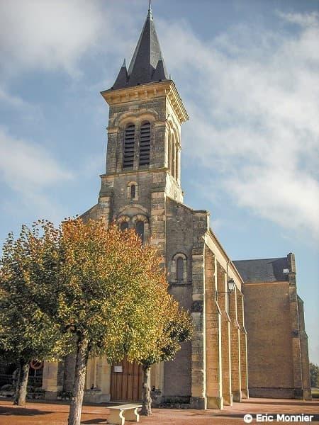 photo de Eglise Saint Vincent (Eglise de Challuy)