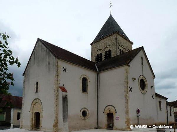 photo de Eglise Notre Dame de l'Assomption (Eglise d'IMPHY)