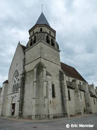 photo de Eglise Saint Marcel (Collégiale de Prémery)
