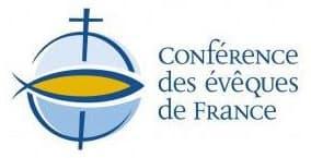 Logo de la Conférence des évêques de France CEF)
