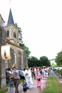 Eglise de Chasnay