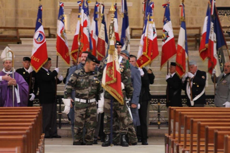 Messe 100 drapeaux 17