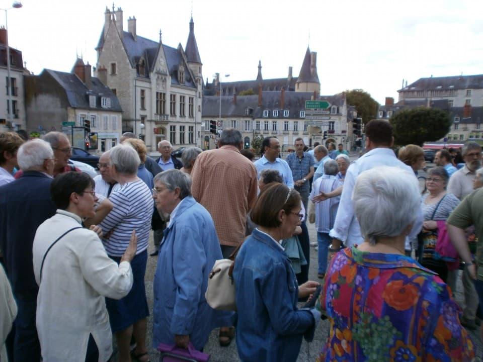 Prier pour la paix, Nevers (11)