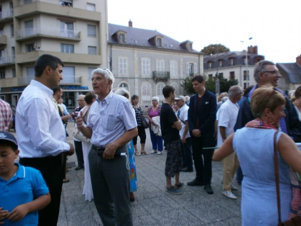 Prier pour la paix, Nevers (14)