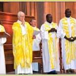 1, Messe d'au revoir des prêtres Jacques Billout et François-Xavier Reveneau en compagnie des pères Michel Kama et Alphonse Katime Faye,  DSC_0492
