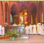 10, Messe d'au revoir des prêtres Jacques Billout et François-Xavier Reveneau célébrée à la cathédrale, dimanche 31 août 2014, DSC_0512