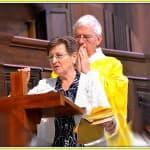 12, Jubilé d'or de soeur Martine Bonaïti, célébré à la cathédrale, dimanche 31 août 2014, DSC_0518