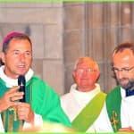 35 bis, Cérémonie d'installation du Père François-Xavier Reveneau, présidée par notre évêque, à l'église Saint-Seine à Corbigny, dimanche 21 septembre 2014,  DSC_0674