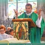 44 ter, Mgr Thierry Brac de la Perrière prononce l'homélie, DSC_0683
