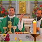 51 bis, Célébration Eucharistique avec notre évêque et le père François-Xavier, lors de la cérémonie d'installation, dimanche 21 septembre 2014, DSC_0690 (1)