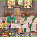 53 bis, Célébration Eucharstique avec notre évêque, père François-Xavier, Patrick Marchand et Cédric Caon (diacres), Corbigny, dimanche 21 septembre 2014,  DSC_0692