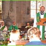 69 bis, Cérémonie d'installation du père François-Xavier Reveneau à l'église Saint-Seine à Corbigny, dimanche 21 septembre 2014, DSC_0708
