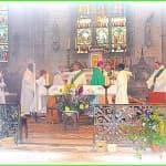 Ministres ordonnés et Servants d'autel