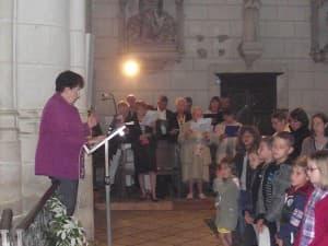 Chorale de Corbigny ... et autres choristes