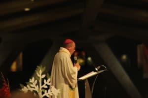 Monseigneur BALLOT, archevêque de Chambéry
