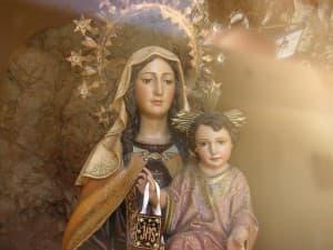 Vierge et enfant2