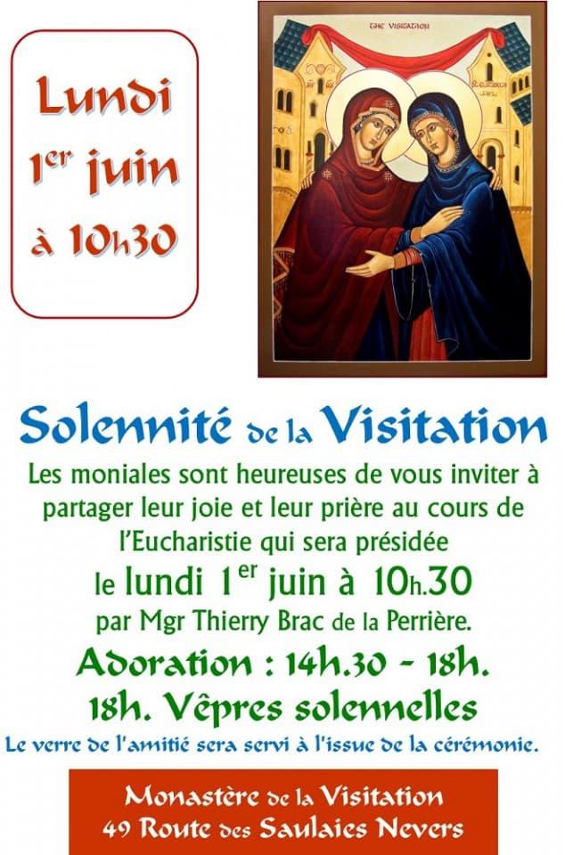 Affiche Visitation 2015