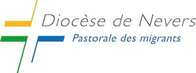 Logo de la pastorale des migrants du diocèse de Nevers