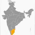 Etat de TAMIL NADU, au sud de l'Inde