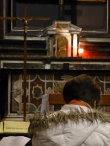 prière à St Pierre