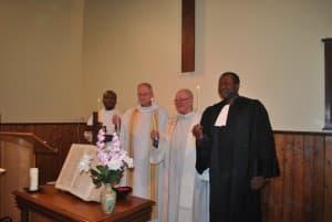 pasteur et prêtres