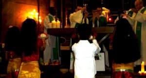 Messe de la visite pastorale de l'évêque de Nevers le 17 janvier 2016 116 a