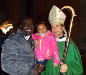 Messe de la visite pastorale de l'évêque de Nevers le 17 janvier 2016 127