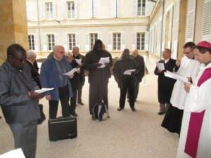lundi saint prêtres EBSN