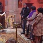 baptême de Céline et de Rachelle
