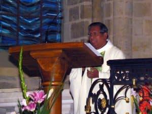 Mgr K.S. Arockiasamy, Vicaire général du diocèse de Dindigul