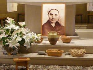 Bernadette autel