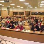 Récollection annuelle des diacres de la Province avec Mgr Hervé Giraud à l'Espace Bernadette de Nevers