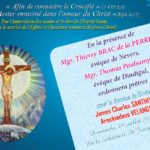 9 juillet, ordination de James Charles et Arockiadass