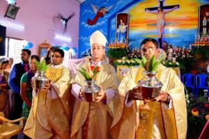 21, DSC_0855 - Première messe célébrée par Arockiadoss, lundi 10 juillet 2017