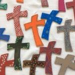 Célébration à l'occasion de la fête de la Croix glorieuse au Centre scolaire Notre-Dame