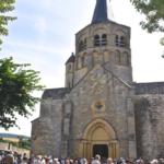 Installation de l'Ensemble paroissial Châtillon en Bazois – Saint Benin d'Azy – Saint-Saulge
