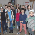 Un chemin de croix avec des jeunes