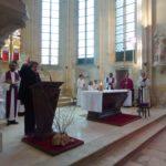 Groupement du Val de Loire : messe unique le 30 septembre à SULLY-LA-TOUR 10h.30 suivie d'un repas partagé