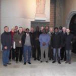 Compte-rendu de la retraite de carême des prêtres et diacres du diocèse à la Pierre-qui-vire