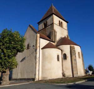 Cercy église