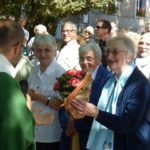 Messe de l'été à Saint-Léonard (paroisse de Corbigny) et jubilés des sœurs
