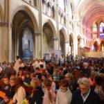 Messe de rentrée de l'Enseignement Catholique