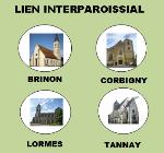 Lien inter paroissial Brinon-Corbigny-Lormes-Tannay de janvier (n°57)